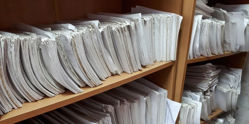 Lean Template System Reduces Document Waste