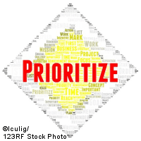 Using a Criteria-Based Matrix to Prioritize IT Projects