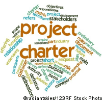 Six Sigma Project Charter as a Vital Control Document