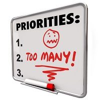 Theory of Constraints Helps Set Project Priorities