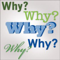 Announcement: The Whys and Wherefores of the 5 Whys