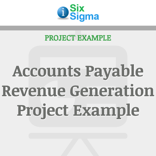 project examples isixsigma