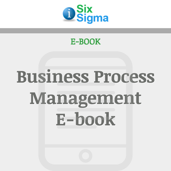 Business Process Management E-book