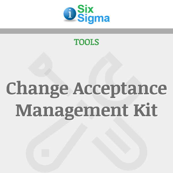 Change Acceptance Management Kit
