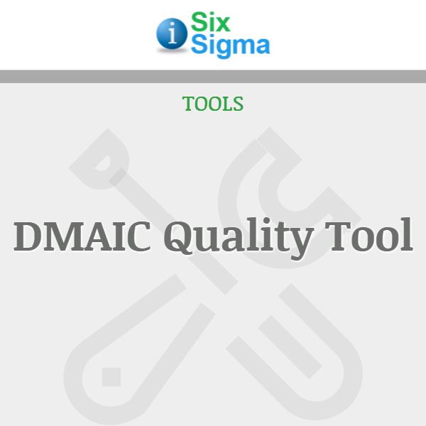 DMAIC Quality Tool