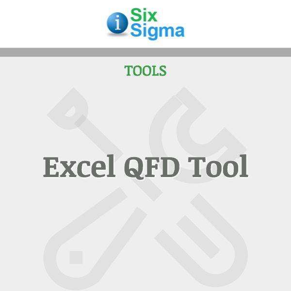 Excel QFD Tool