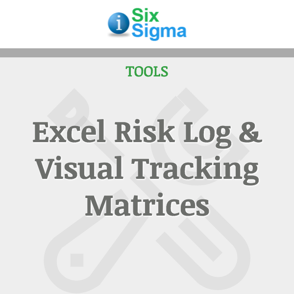 Excel Risk Log & Visual Tracking Matrices