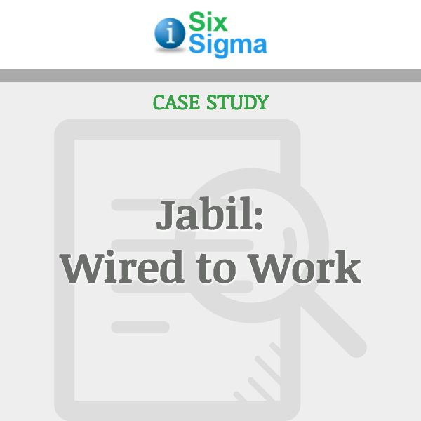 Jabil: Wired to Work