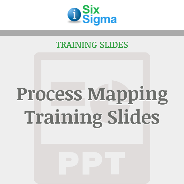 Process Mapping Training Slides