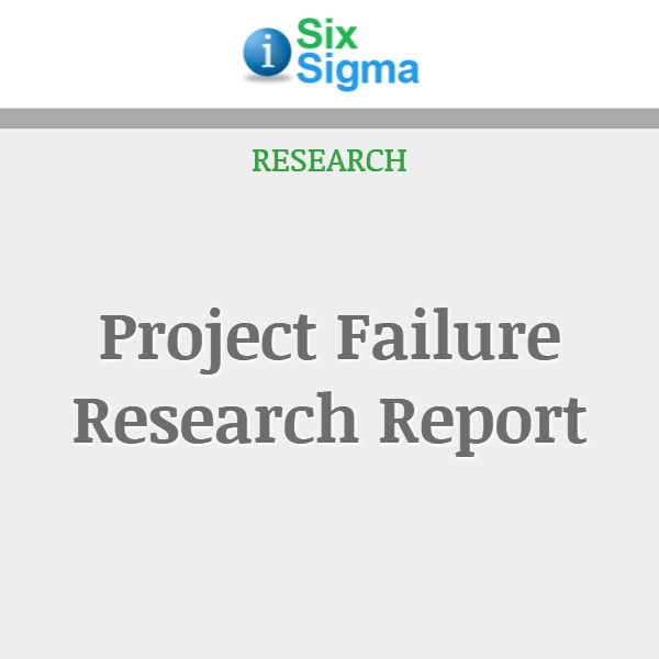 Project Failure Research Report
