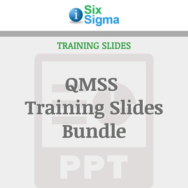 QMSS Training Slides Bundle