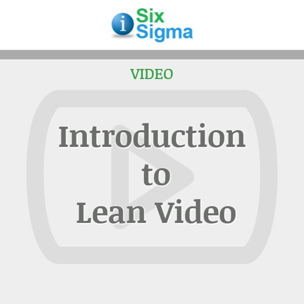 Introduction to Lean Video