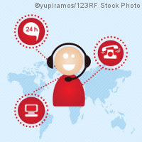 call center six sigma case study