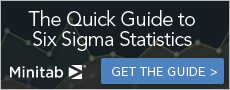 The Quick Guide to Six Sigma Statistics