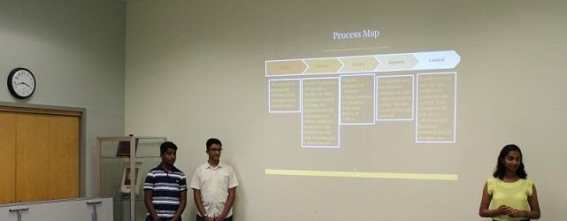 Figure 2: Presentation of Memorization Project