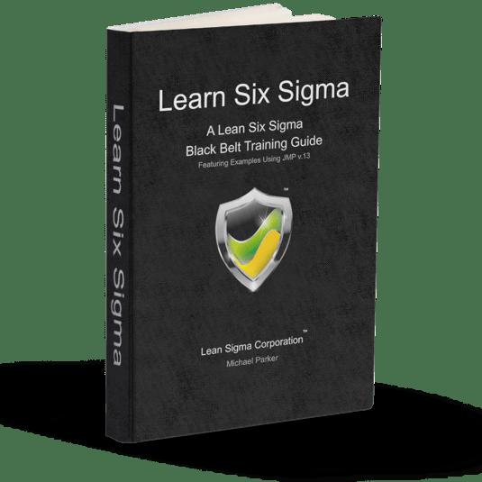 Learn Six Sigma Black Belt eBook