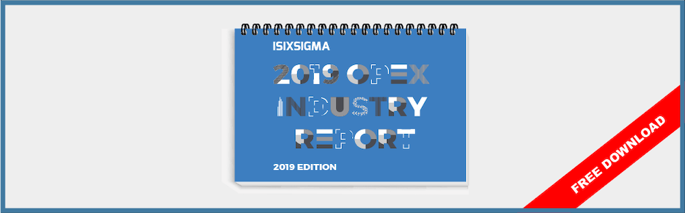2019 State of the OpEx Industry Report