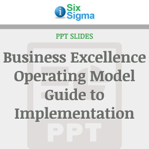 Business Excellence Model Guide to Implementation