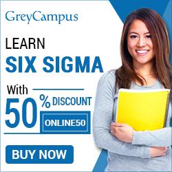 Learn Six Sigma at GreyCampus