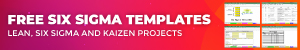 Free Six Sigma Templates