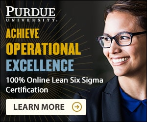 Six Sigma Operational Excellence Training