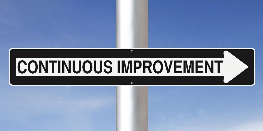 Institutionalizing Continuous Improvement