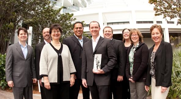 Starwood's Six Sigma Team